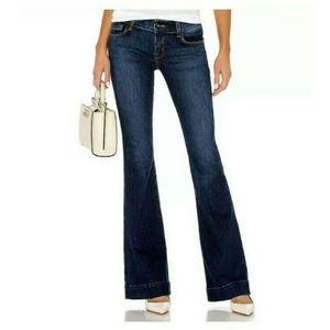REVOLVE J Brand Love Story Dark Jeans Bell Bottom